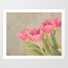 Song of Spring Art Print
