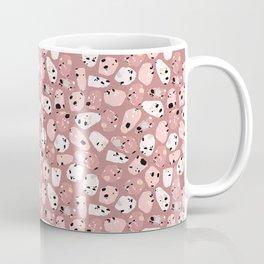 rose terrazzo Coffee Mug
