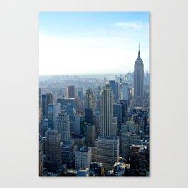 New York Skyscrapers Canvas Print
