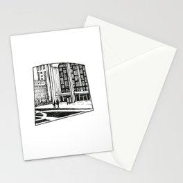 Lincoln Center Arch Stationery Cards