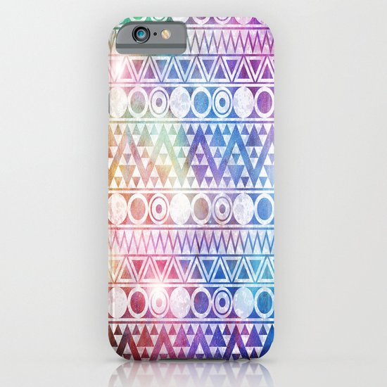 Tribal Stardust  iPhone & iPod Case