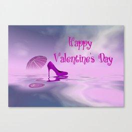 Valentine's Day -11- Canvas Print