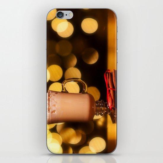 Holiday Eggnog iPhone & iPod Skin