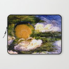 Rain Clouds Laptop Sleeve