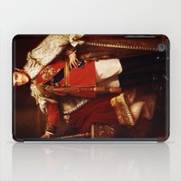 elvis presley iPad Cases featuring The King  |  Elvis Presley by Silvio Ledbetter