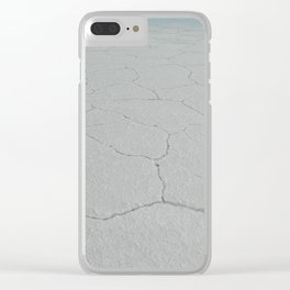 Salty Clear iPhone Case
