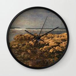 Shoreline Dreams Wall Clock