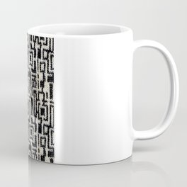 Maze Knit Coffee Mug