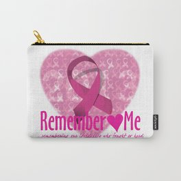 CAE 2013 Breast Cancer Awareness Carry-All Pouch