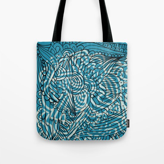 Sea of Everything Tote Bag