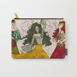 Romani Dances Carry-All Pouch