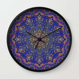 Rubaiyat Wall Clock