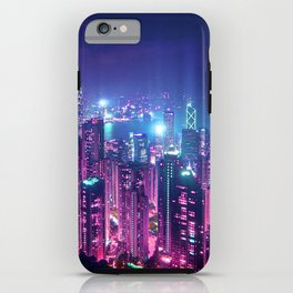 Neo Hong Kong iPhone Case