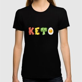 4 Pillars of Ketosis T-shirt
