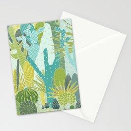 cactus mania Stationery Cards