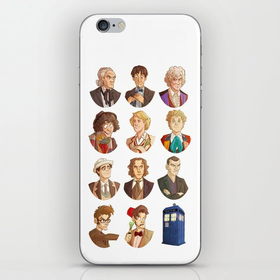 The Doctors iPhone & iPod Skin