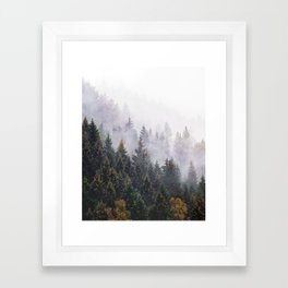 The Big Calm Framed Art Print