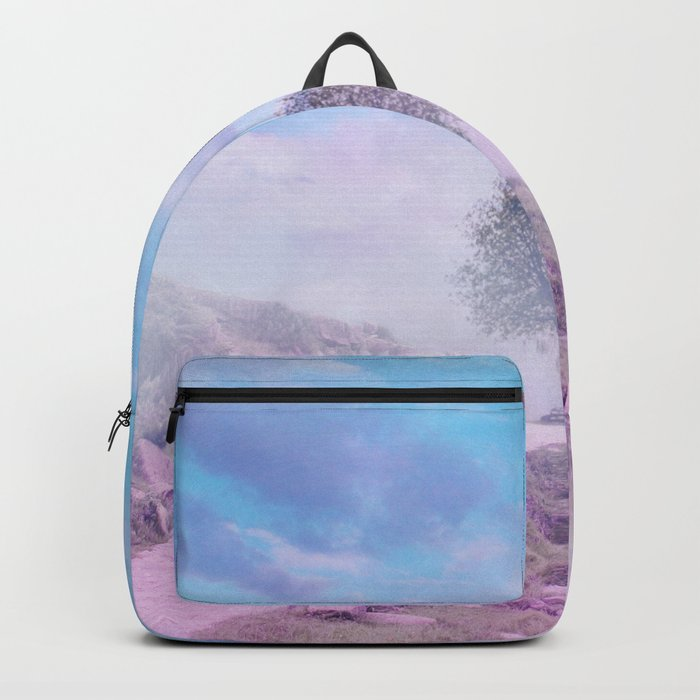 Pastel vibes 10 Backpack