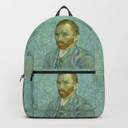 "Vincent van Gogh ""Self-portrait"" (1) Backpack"