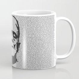 Words of Frankenstein Coffee Mug