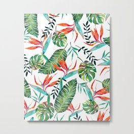 A New Paradise #society6 #decor #buyart Metal Print