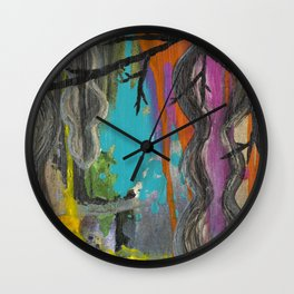 can't wait Wall Clock