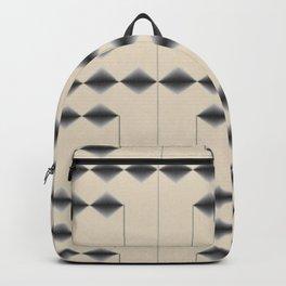Diamond Stripes Backpack