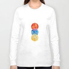 RYB color model Long Sleeve T-shirt