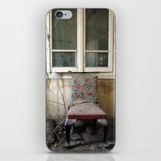 Whore Chair iPhone Skin