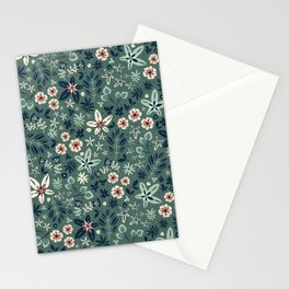 Earth Garden Stationery Cards
