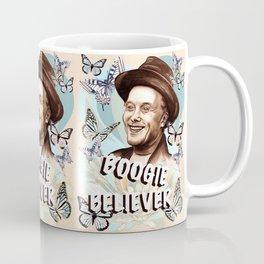 Mark Boogie Believer Coffee Mug