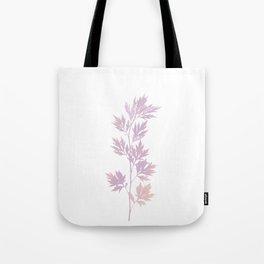 herbarium pink Tote Bag