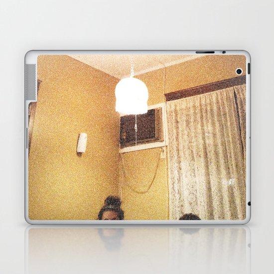 We Live Here  Laptop & iPad Skin