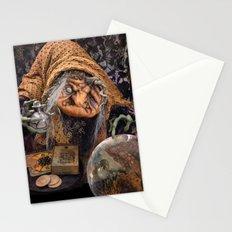 Rucus Studio Gypsy Hag Stationery Cards