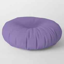 Ultra Violet Color of the Year Floor Pillow