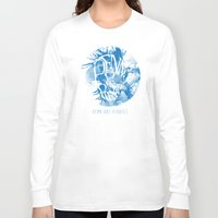 pirates Long Sleeve T-shirts featuring Pirates by Ethan Pollard