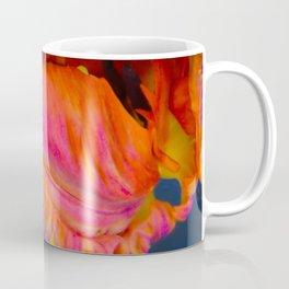 Rainbow Parrot Tulip by Teresa Thompson Coffee Mug