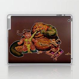 Jabba The Snot Laptop & iPad Skin