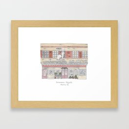 The Austin Collection: Uncommon Objects Framed Art Print