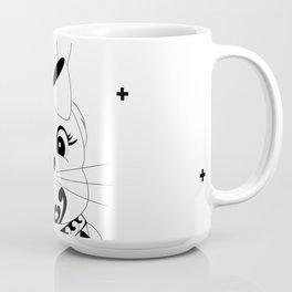 Miss Rapeti (monochrome) Coffee Mug