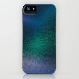 Beauty of the Northern Lights iPhone Case