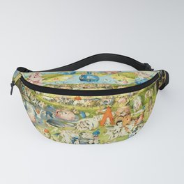 The Garden of Earthly Delights by Bosch Fanny Pack