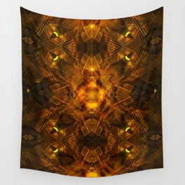 Illusion Of Matter Wall Tapestry