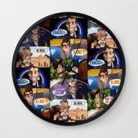 New Who Wall Clock