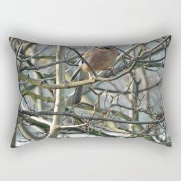 Beautiful Jay Rectangular Pillow