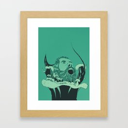 FR/US - #001 Framed Art Print