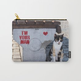 I'm Your Man Carry-All Pouch