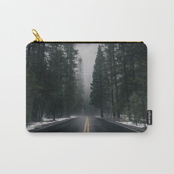 Forest Way Carry-All Pouch