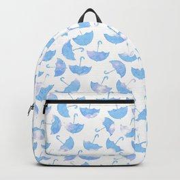 Umbrella Pattern Backpack