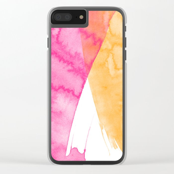 I am a Painter Clear iPhone Case